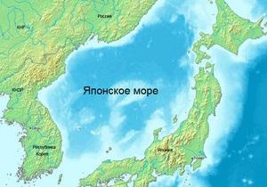 Российский теплоход Sunrise терпит бедствие в Японском море