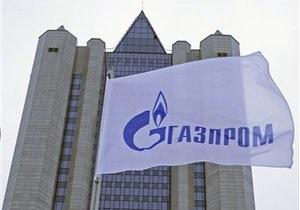 Газпром: Украина не делает никаких новых предложений по сотрудничеству