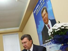 НГ: Сделал ли Кремль ставку на Януковича?