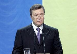 Янукович спрогнозировал, как будут развиваться отношения с Россией и США