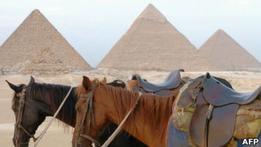 Египет закрыл пирамиду Хеопса 11/11/11 в 11:11