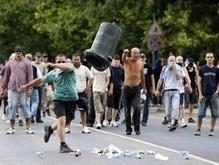 Венгерский гей-парад встретил сильное сопротивление