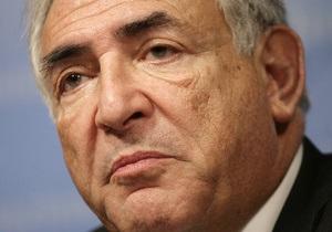 Стросс-Кан покидает пост главы МВФ