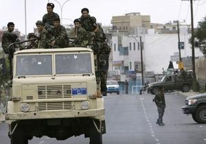 В двух городах Йемена армия атаковала исламистов