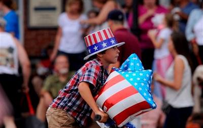 В США отмечают День Независимости