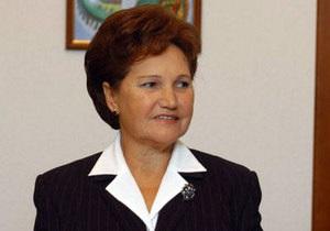 Янукович наградил Людмилу Кучму орденом княгини Ольги