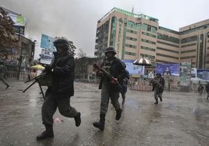 В Афганистане запретили репортажи о нападениях талибов