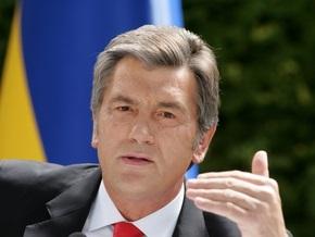 Ющенко подтвердил, что Украина заплатит за импортированный в октябре газ спецвалютой  МВФ