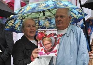 НГ: Соратники обещают Тимошенко скорое освобождение