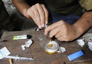 За неделю в России изъяли четыре миллиона доз наркотиков