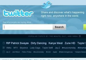 Число пользователей Twitter достигло 200 миллионов