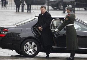 СБУ задержала мужчину, сообщившего о взрывчатке на пути следования Януковича