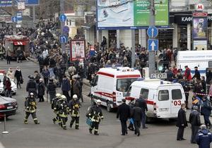 НАТО и Евросоюз осудили теракты в московском метро