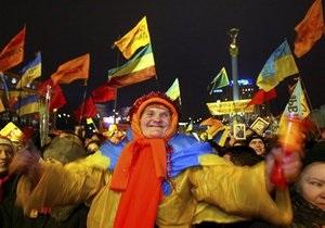 Сегодня - восьмая годовщина Оранжевой революции