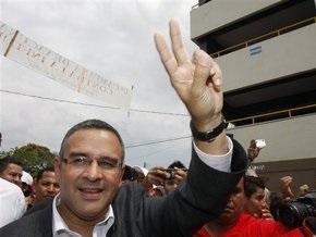 На выборах президента Сальвадора победил кандидат от партии бывших повстанцев