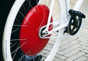 Ученые изобрели многофункциональное колесо для велосипеда