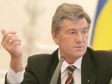 Ющенко: В НАТО Украину не используют против России