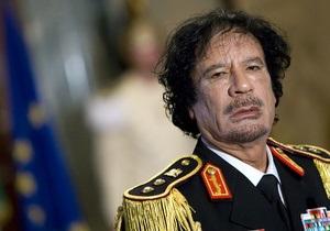 СМИ: Каддафи имеет в своем распоряжении около $50 млрд