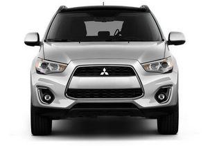 Mitsubishi ASX new - Тест-драйв