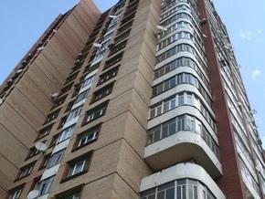 В Киеве мать прыгнула с восьмого этажа вместе с младенцем