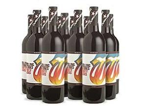 Лучшим песням The Rolling Stones посвятили вино