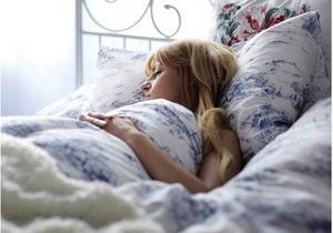 В рекламе матрасов IKEA снялась саксонская принцесса