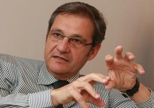 Тейшейра: Говорить о внутренней ситуации в Украине - мой долг
