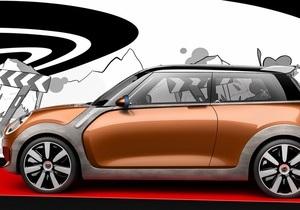 MINI показал свой автомобиль будущего