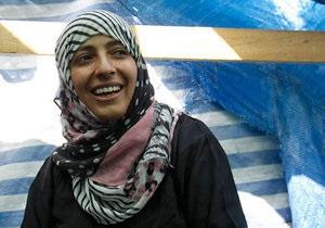 Лауреат Тавакул Карман заявила, что готова передать часть Нобелевской премии в бюджет Йемена