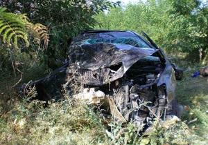 В ДТП в Запорожской области погибли двое граждан России