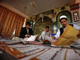 В Афганистане перенесли дату парламентских выборов