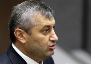 Кокойты объявил о сложении с себя полномочий президента Южной Осетии