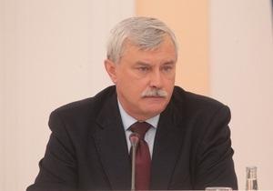 Медведев выбрал нового губернатора Санкт-Петербурга