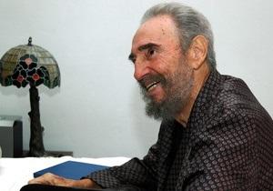 Фидель Кастро назвал Обаму  фанатиком, который иногда говорит глупости