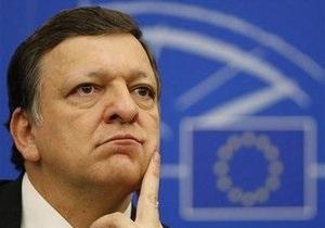 Поездки Баррозу обошлись Еврокомиссии в миллион долларов