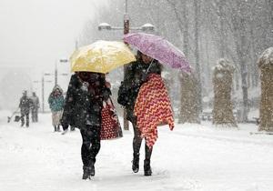 Сильные морозы и снегопады добрались до Италии