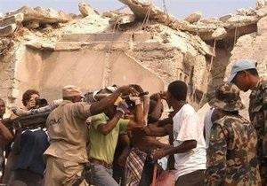 Жертвами землетрясений у берегов Гаити стали сотни людей - СМИ