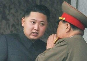 Ким Чен Ун занял высший военный пост КНДР