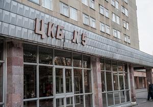 Главврач о Тимошенко: Большего бреда, чем радиация в больнице, я еще не слышал