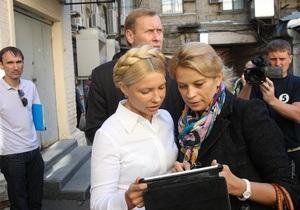 Тимошенко сдаст анализ крови лишь тем медикам, которым она доверяет - пресс-секретарь