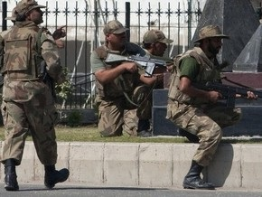 В Пакистане продолжается масштабная операция против талибов