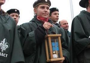 В Украину привезут Вифлеемский огонь мира