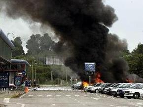 На севере Испании прогремел взрыв: десятки раненых