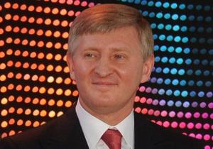СМИ выяснили, как Ахметов отметил 45-летие