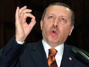 Премьер Турции обвинил Запад в несправедливом отношении к Ирану