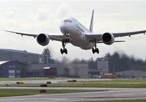 Boeing-787 Dreamliner совершил первый после аварии испытательный полет