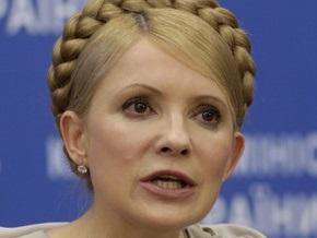 Тимошенко: Медики, в отличии от политиков, никогда не отказывают в помощи