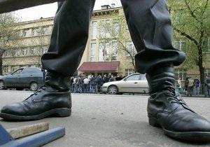 В Москве во время несанкционированной акции оппозиции задержали около 30 человек