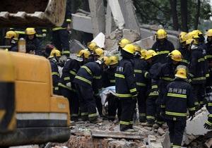 Серия взрывов в китайском ресторане унесла жизни двух человек, десятки ранены