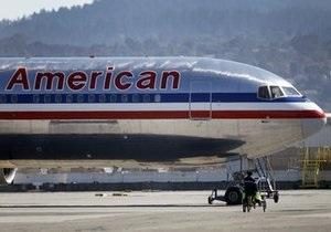 Вылет самолета American Airlines в США отложен из-за угрозы теракта